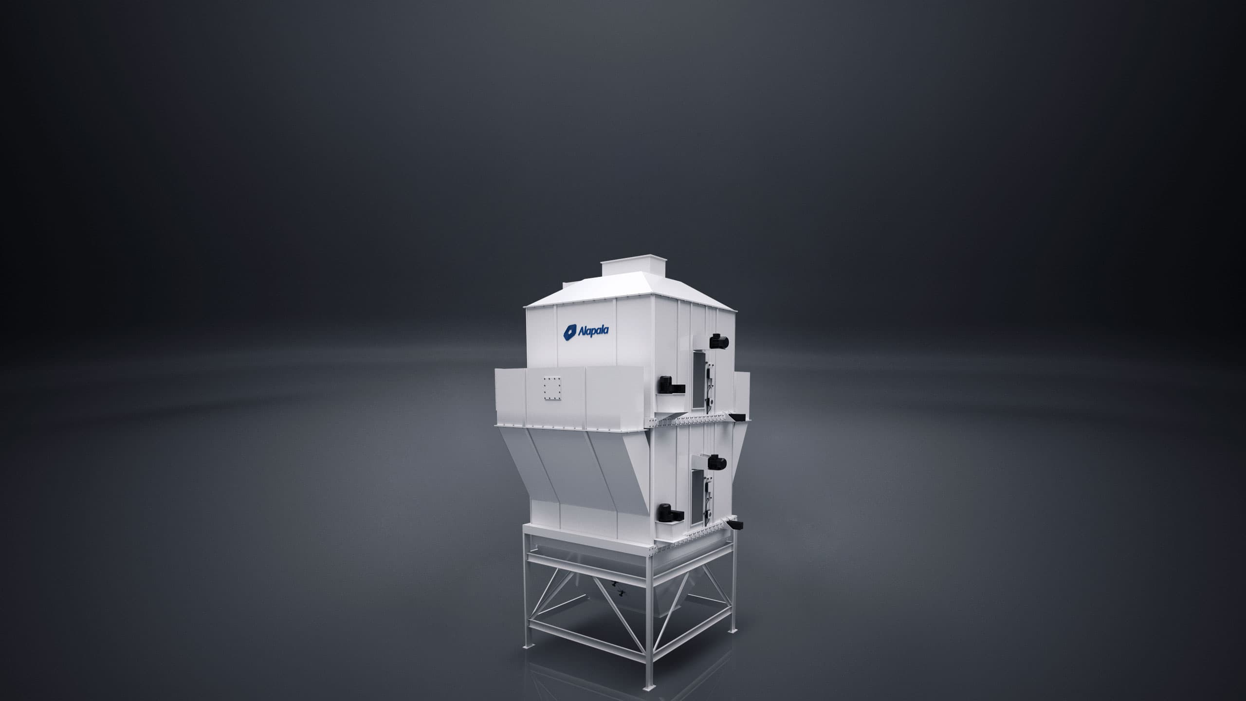 Counterflow Cooler - YKPS